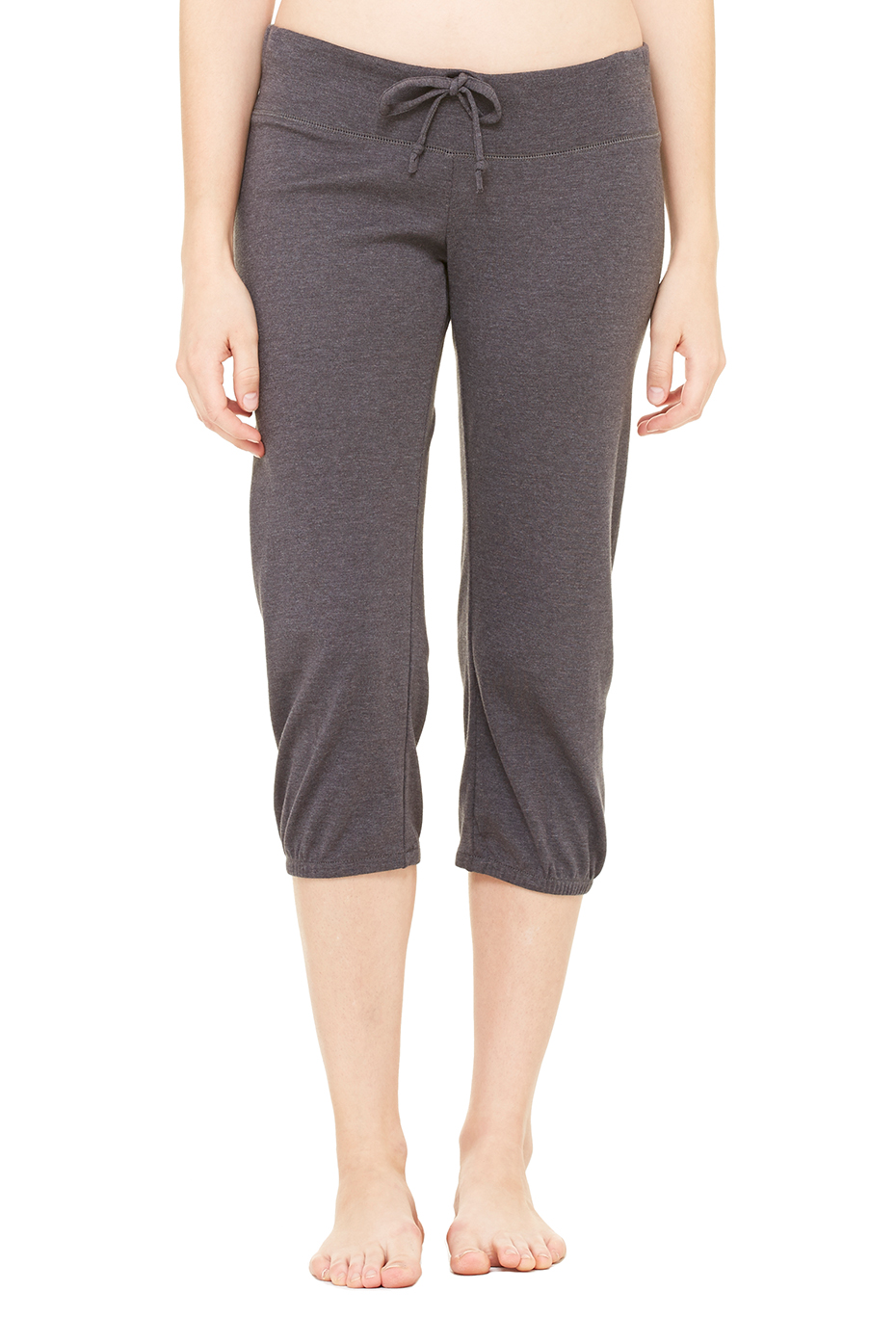 Women's Capri Scrunch Pant | Bella-Canvas