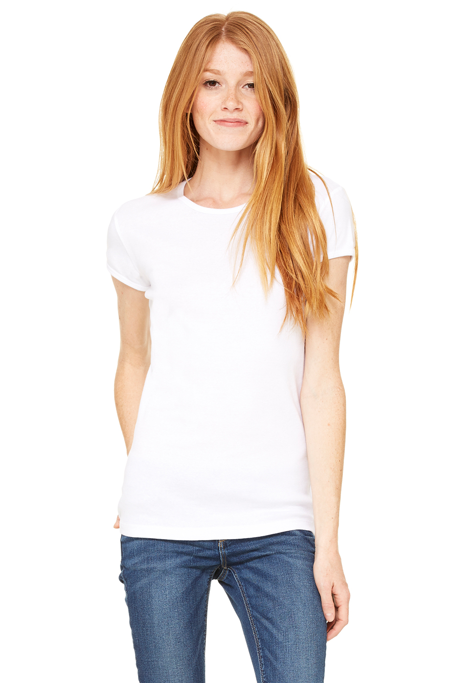 ribbed t shirt women