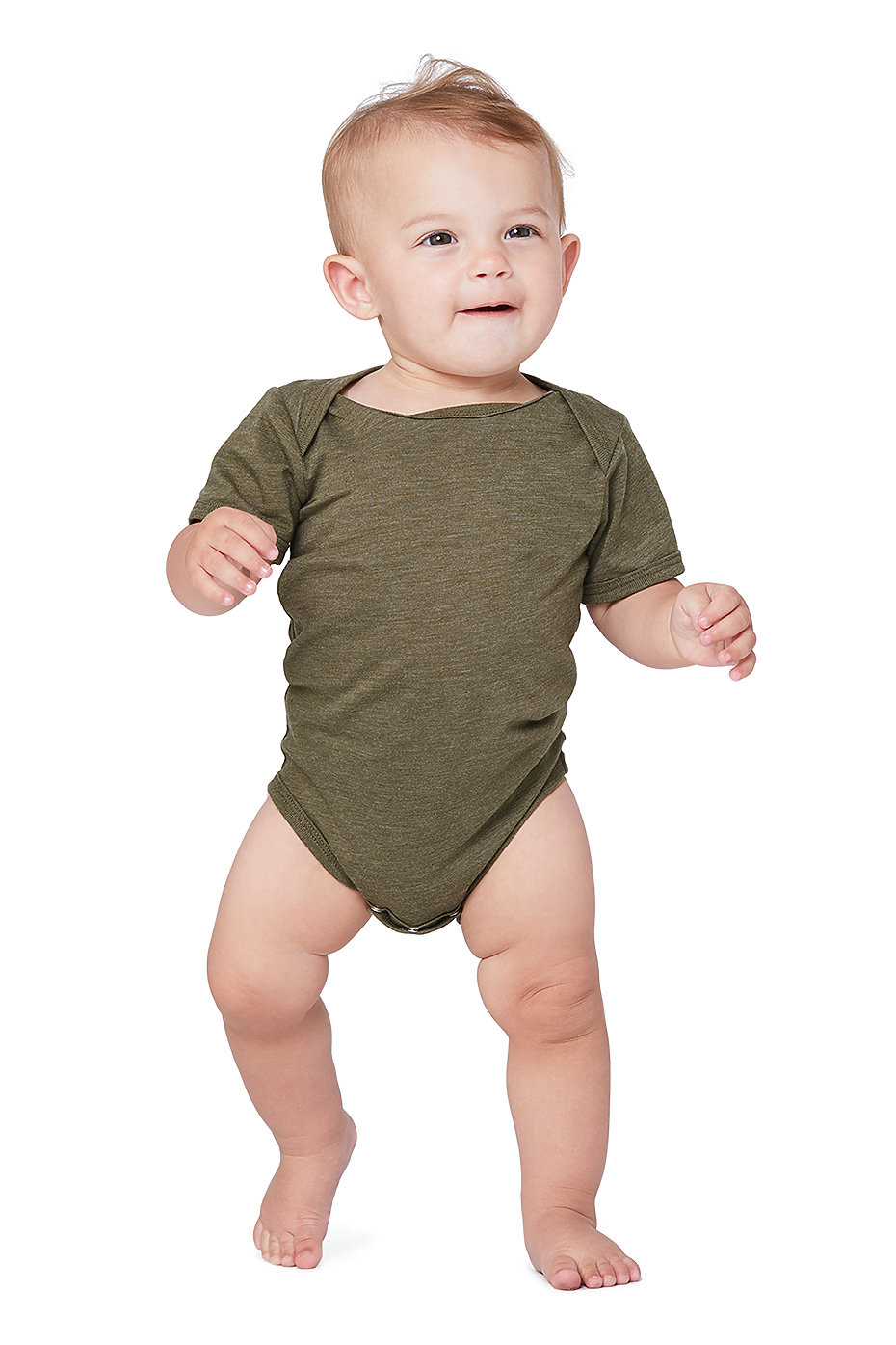 16dc556058 134b Baby Triblend Short Sleeve One Piece