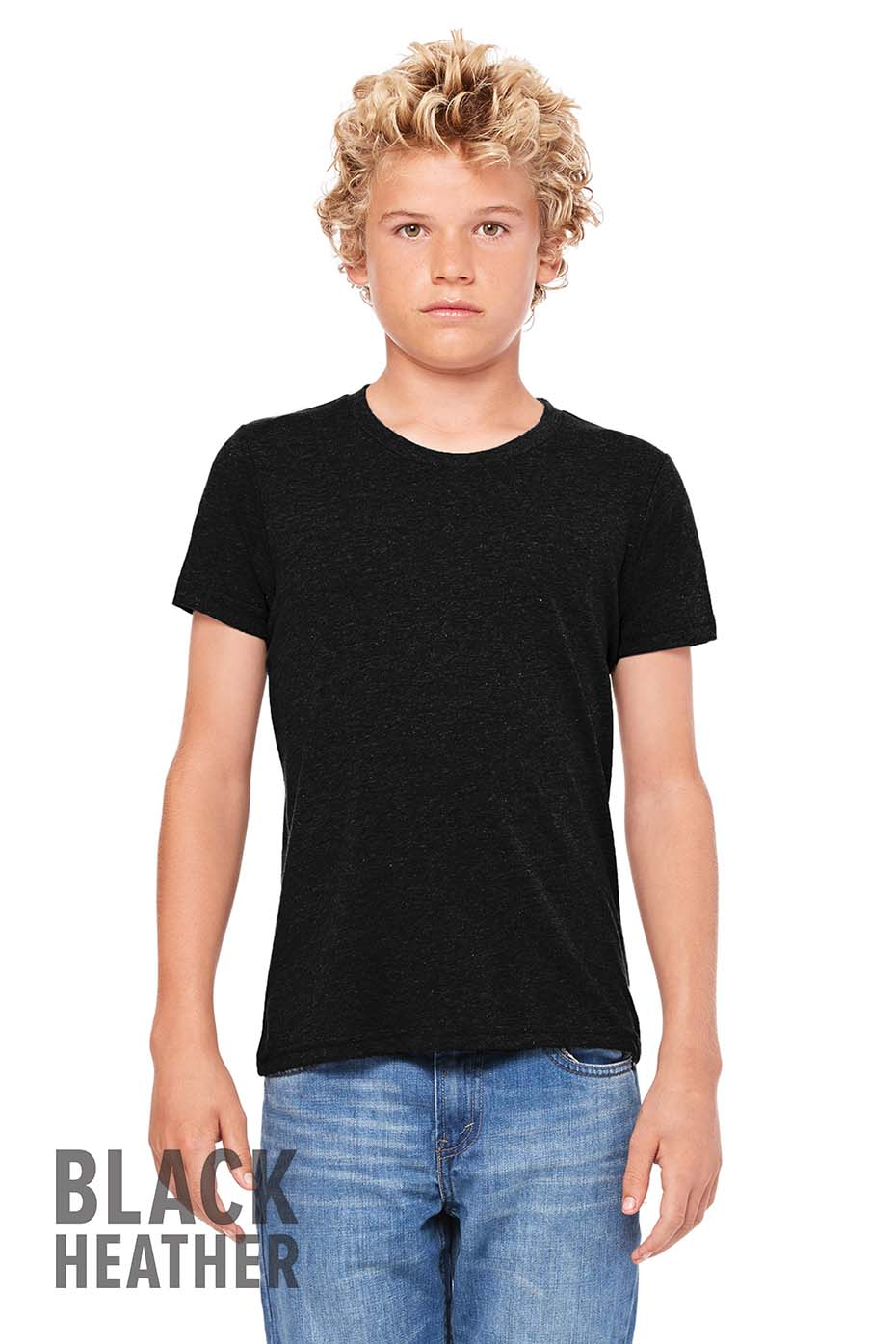 Youth black t shirt - Colors Available White