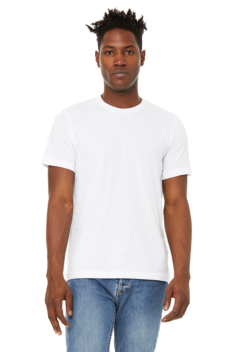 d0c01a731318c Heathered Shirt   Mens Wholesale Clothing   Heather T Shirts   Blank ...