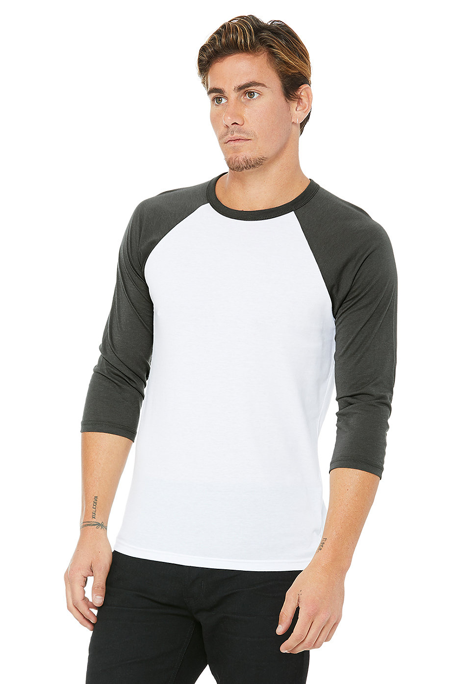 ba9bc41921 Wholesale Baseball Tees | 3 Quarter Sleeve Shirts | Custom Baseball ...