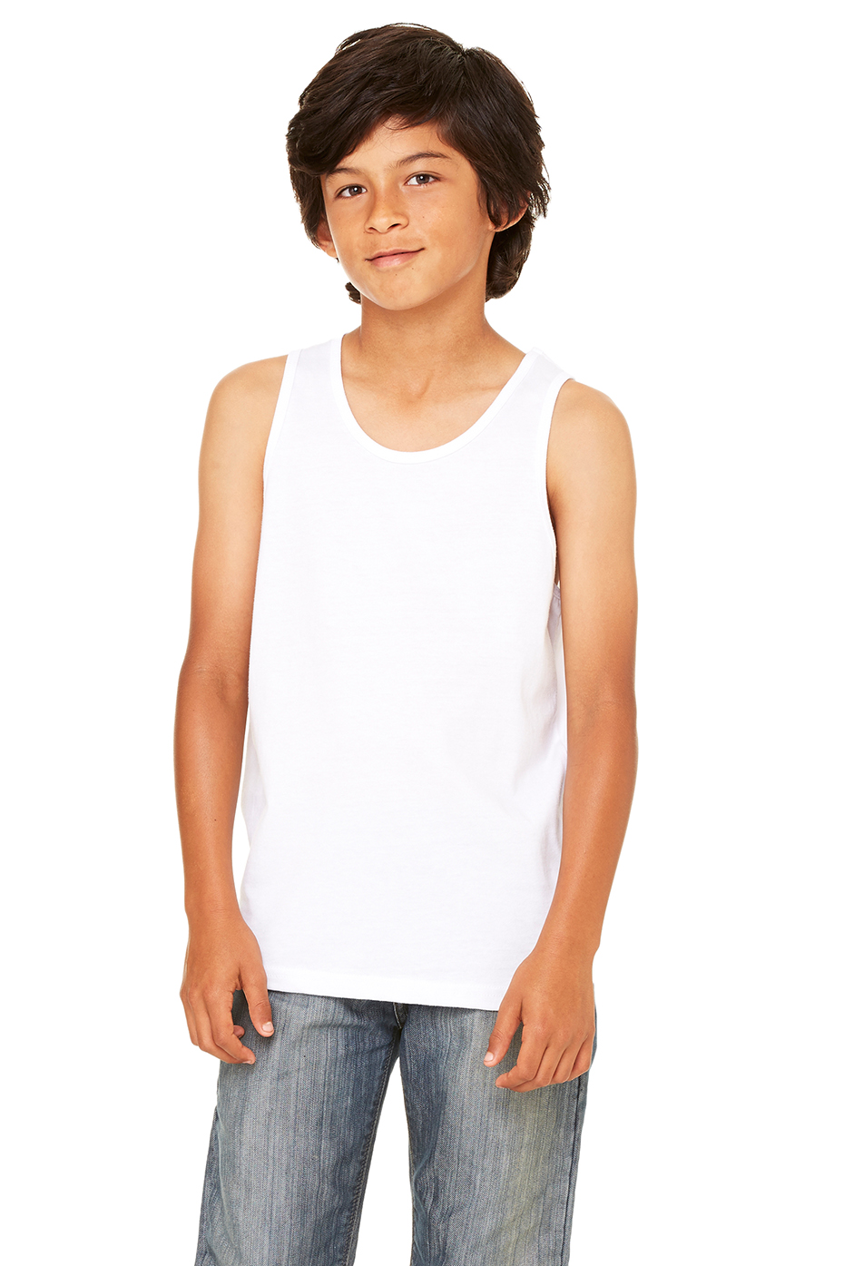 0a032be976e85 3480y Youth Jersey Tank