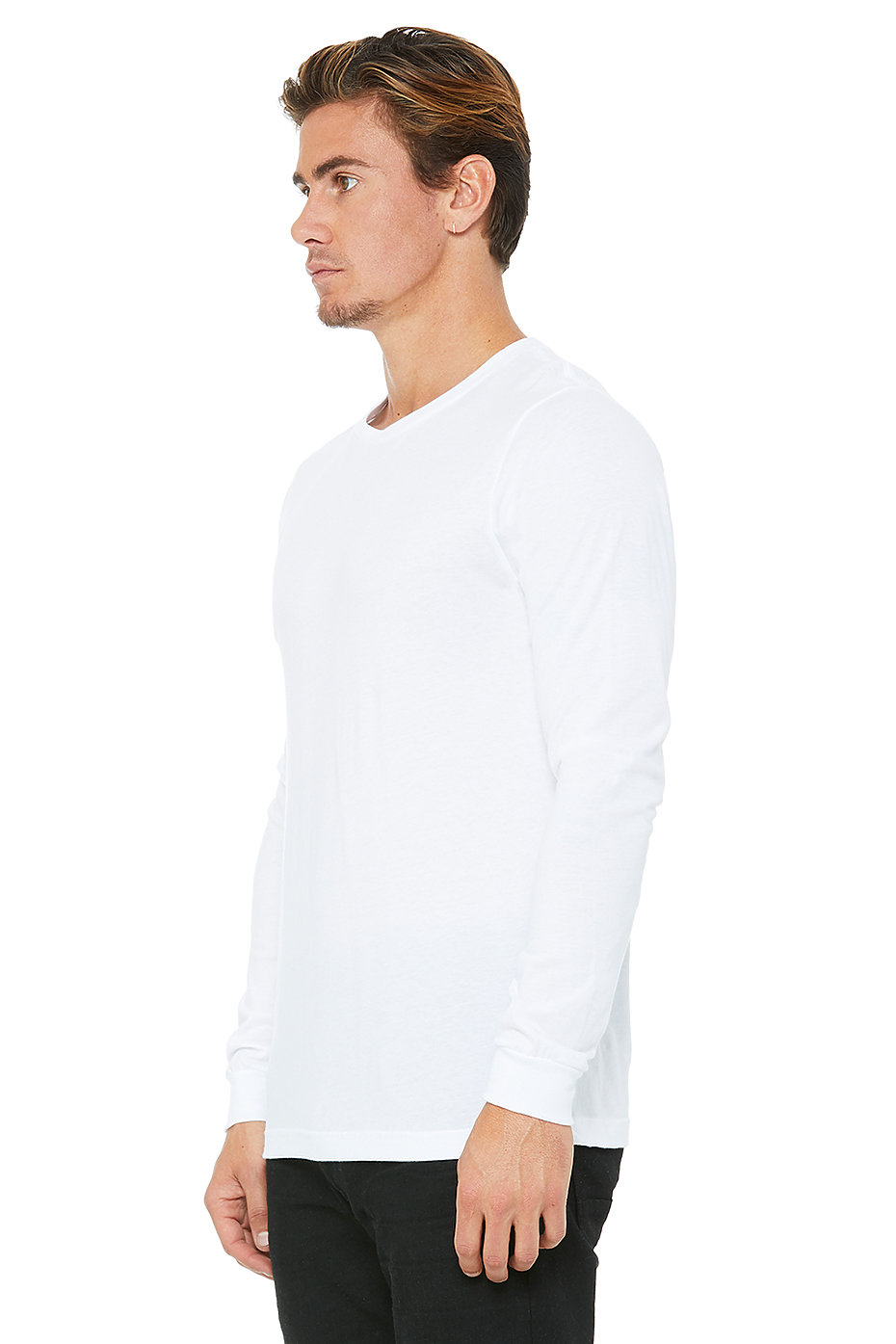 205ee0d47b876 Mens Long Sleeve T Shirts | Unisex Jersey T Shirt | Wholesale ...