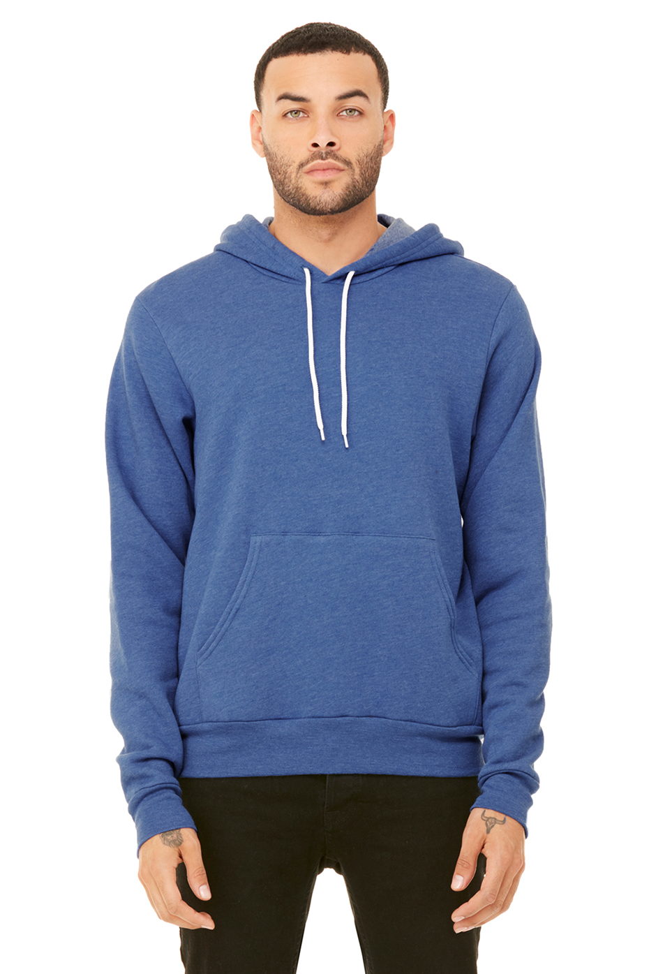 Unisex Sponge Fleece Pullover Hoodie | Bella-Canvas
