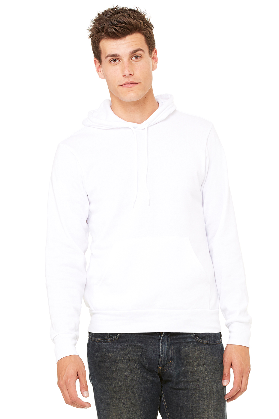 825408ef705e7c Hoodies For Men | Custom Sweatshirts | Pullover Hoodies | Mens Wholesale  Clothing | Bella Canvas