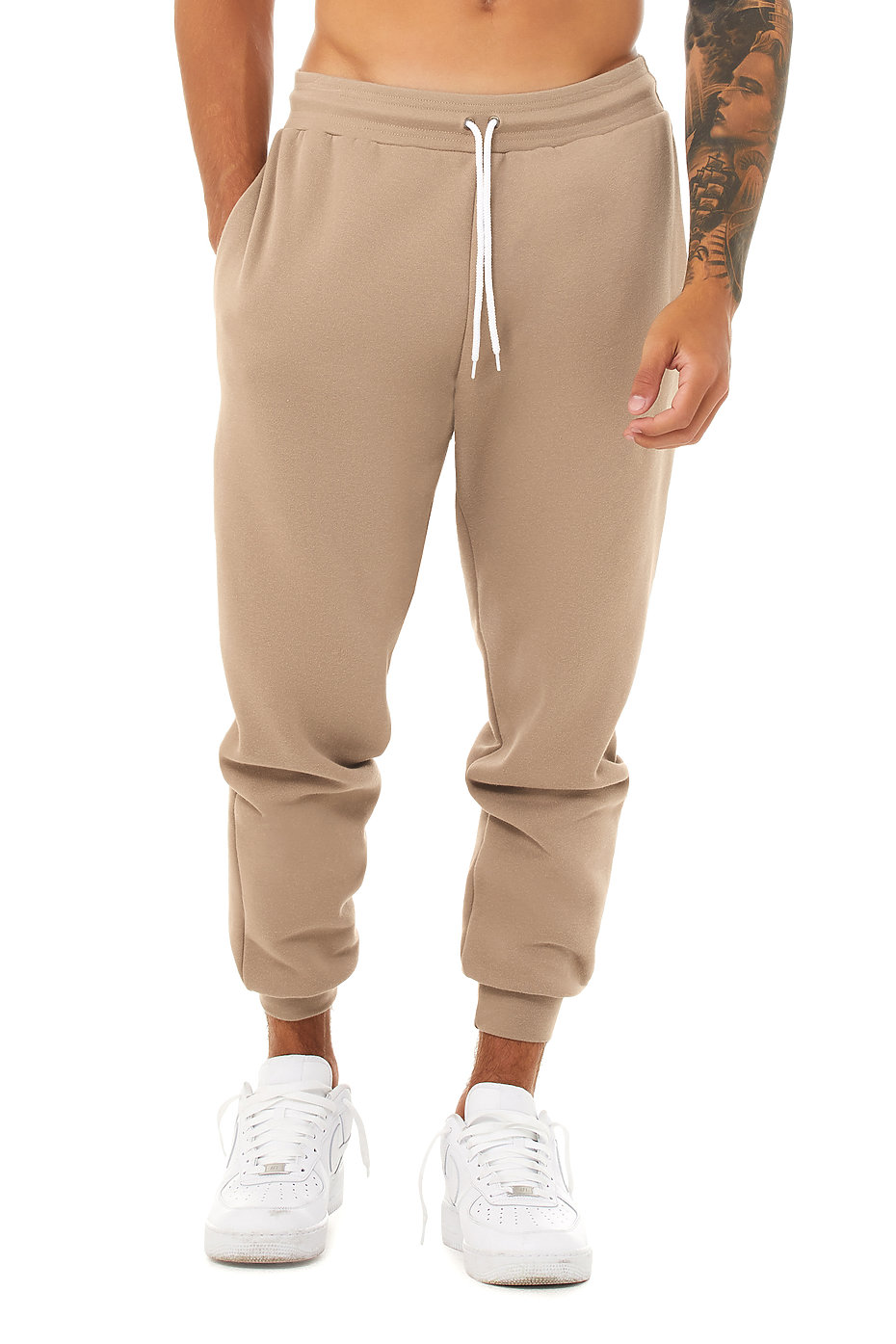 Men/'s Joggers Two face