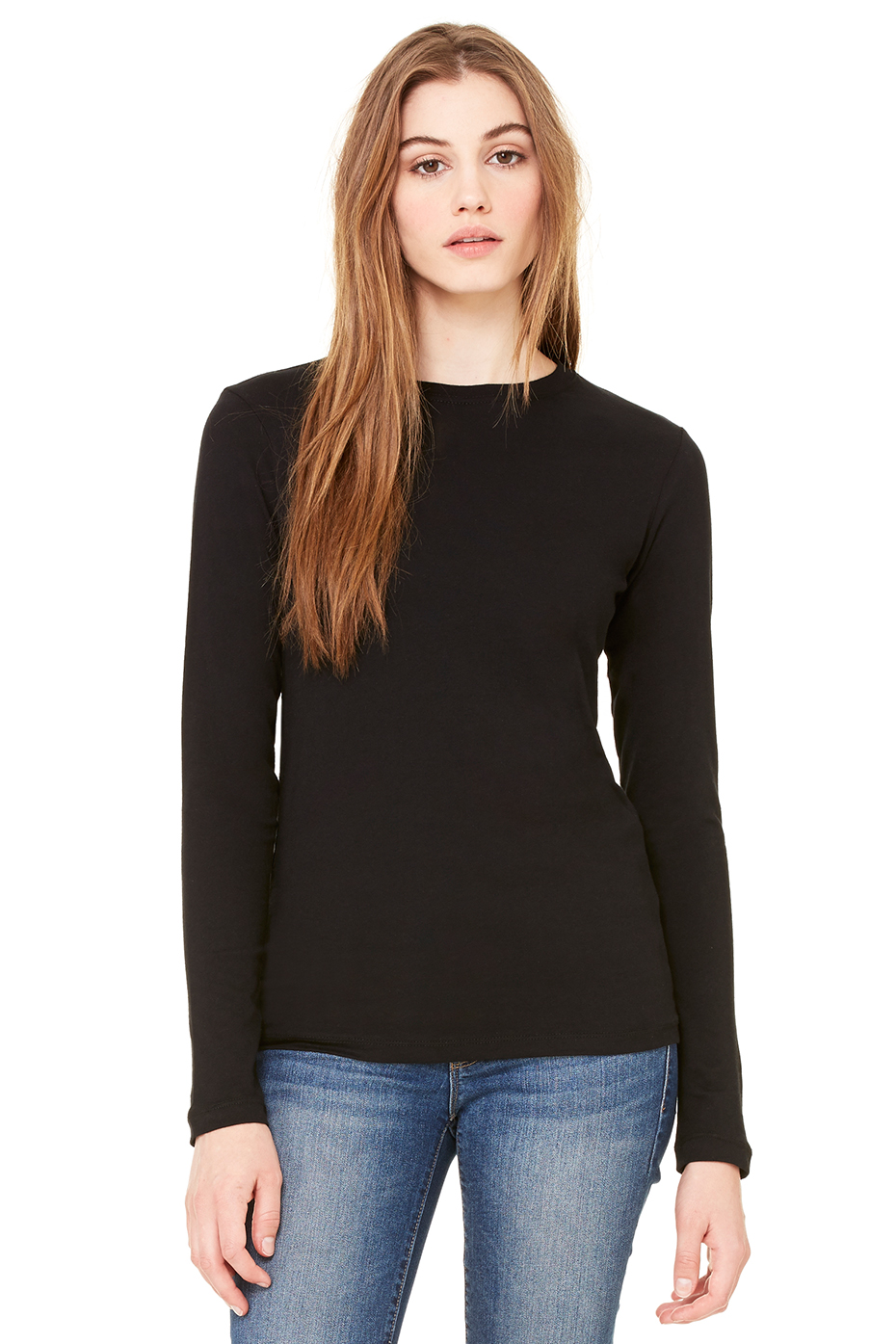 Women's Jersey Long Sleeve Tee