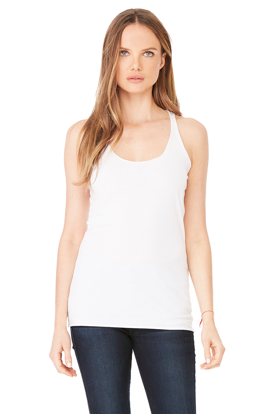 Triblend Racerback Tank Bella Canvas