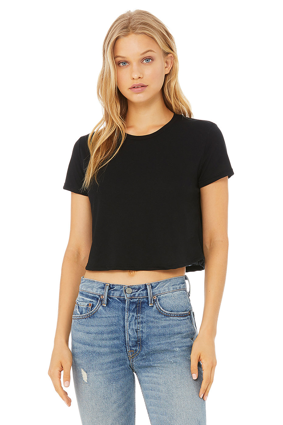 cc40f14a414 Womens Crop Tee | Wholesale Crop Top | Womens Wholesale Clothing ...