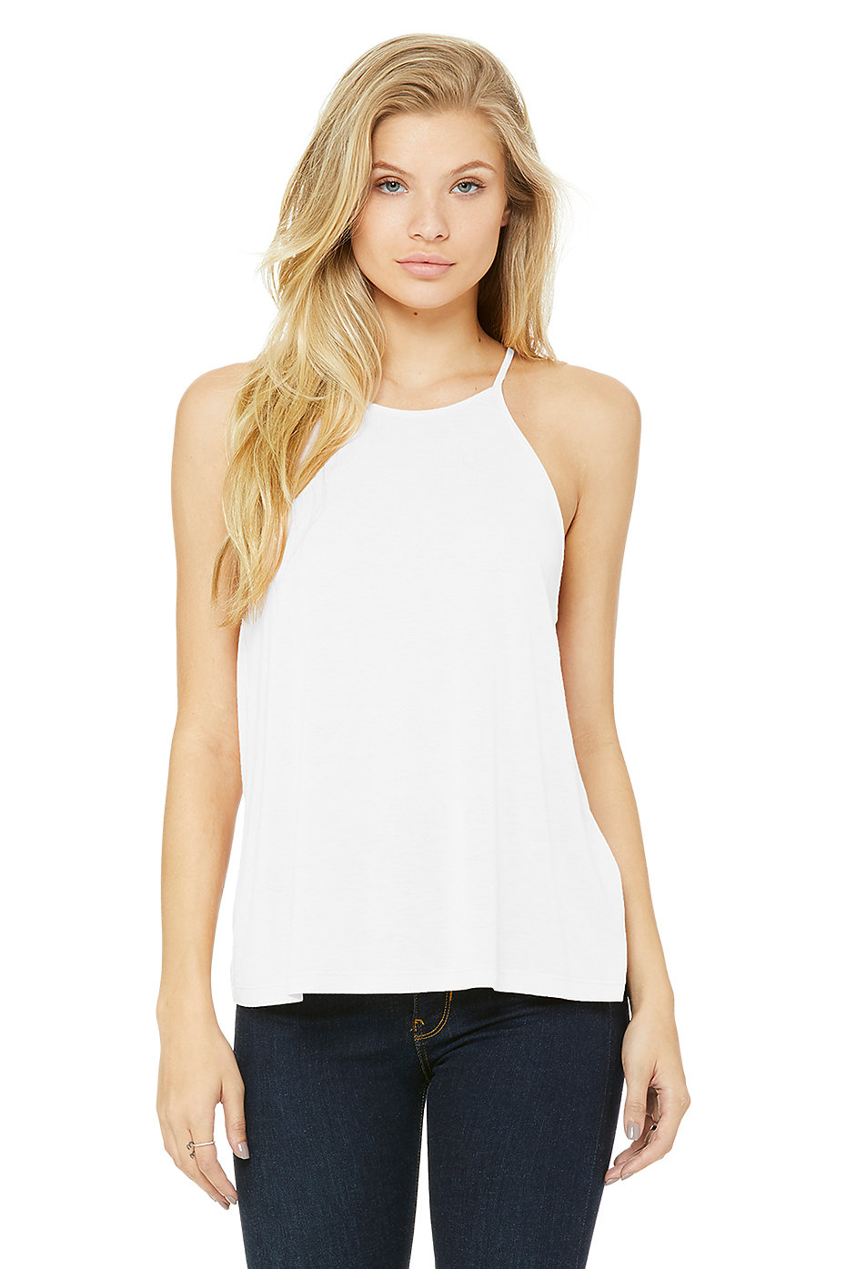 18aaffdba1 High Neck Tank Tops | Womens Tank Tops | Wholesale Tank Tops | Fast ...