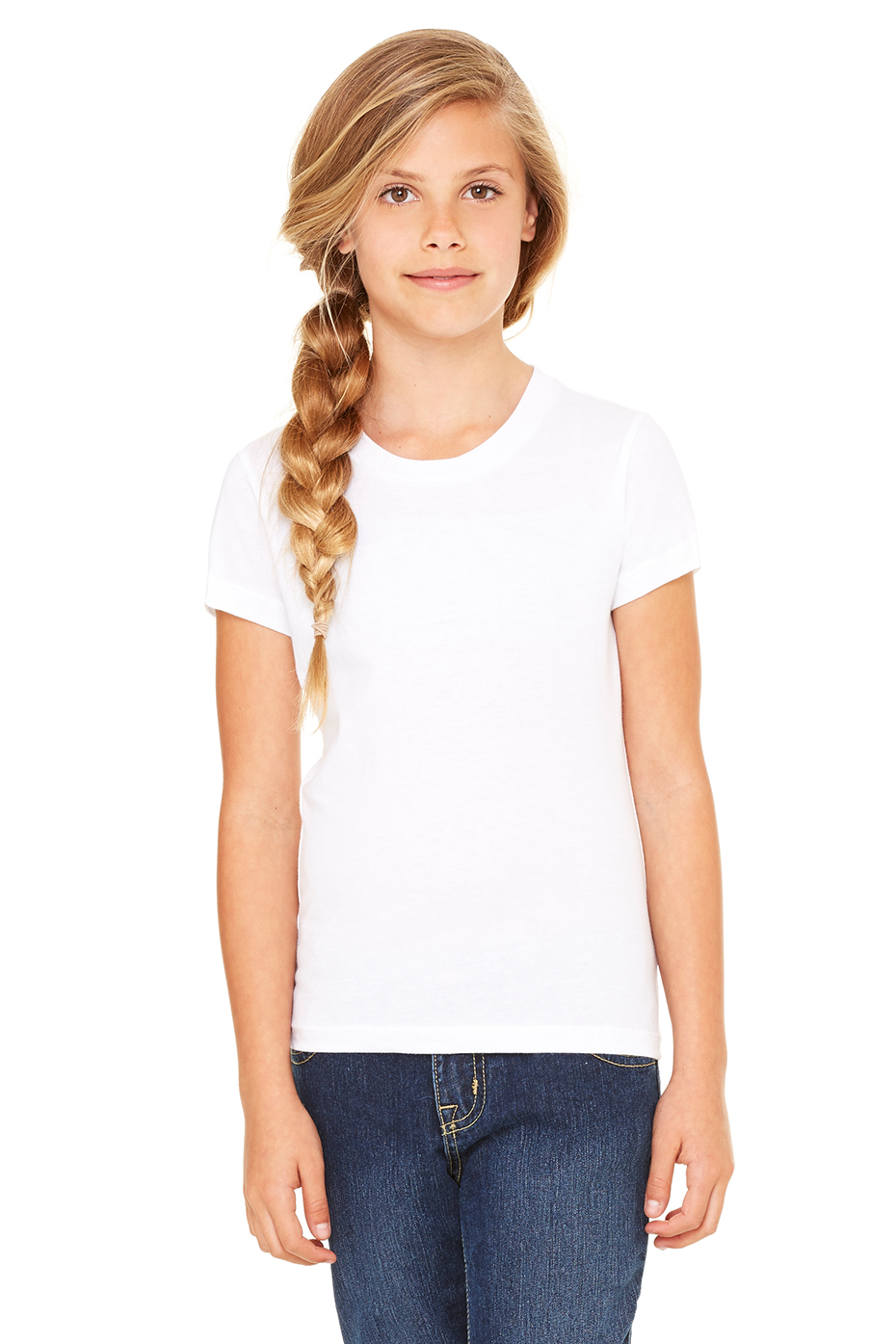 4be3ab5c Wholesale Girls Clothes | Girls T Shirts | Jersey T Shirts | Plain ...