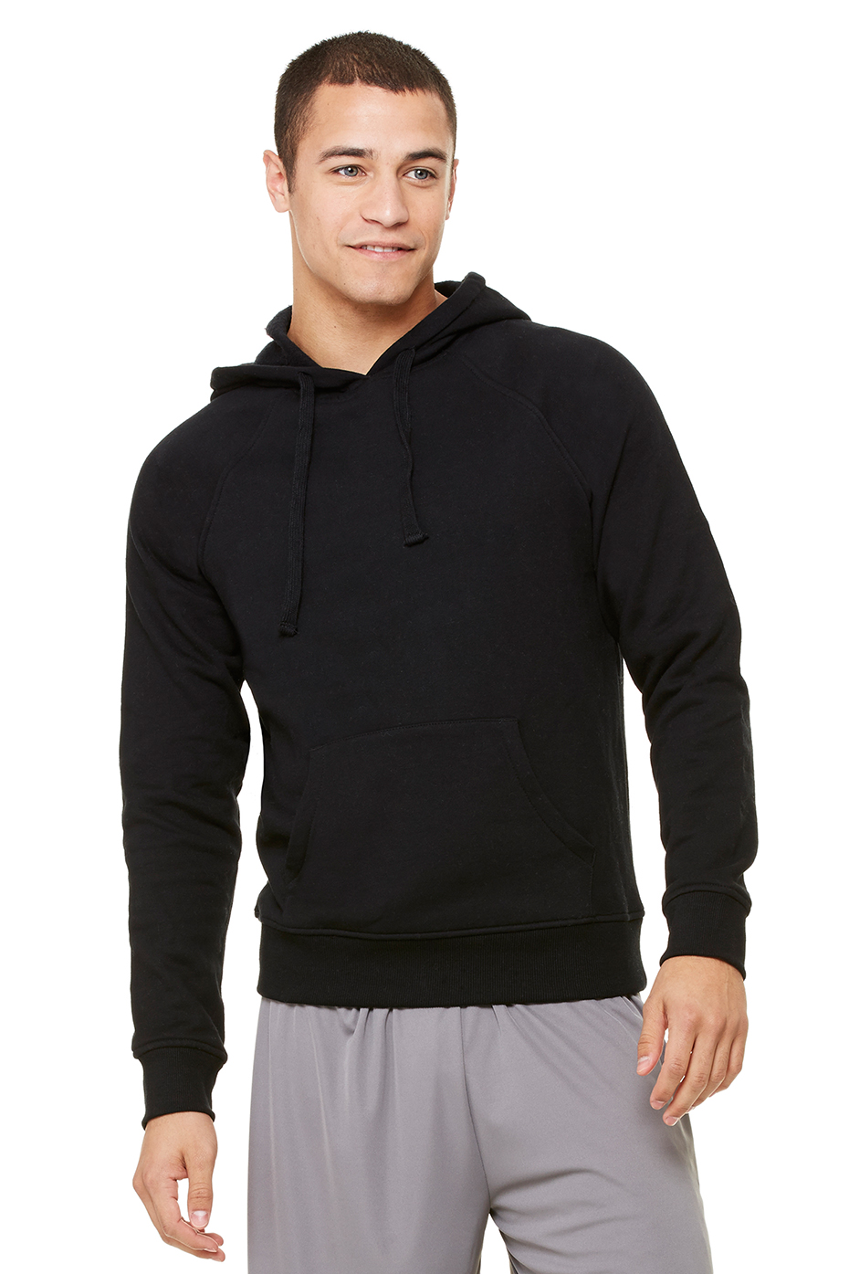 All Sport Unisex Performance Fleece Pullover Hoodie | Bella-Canvas