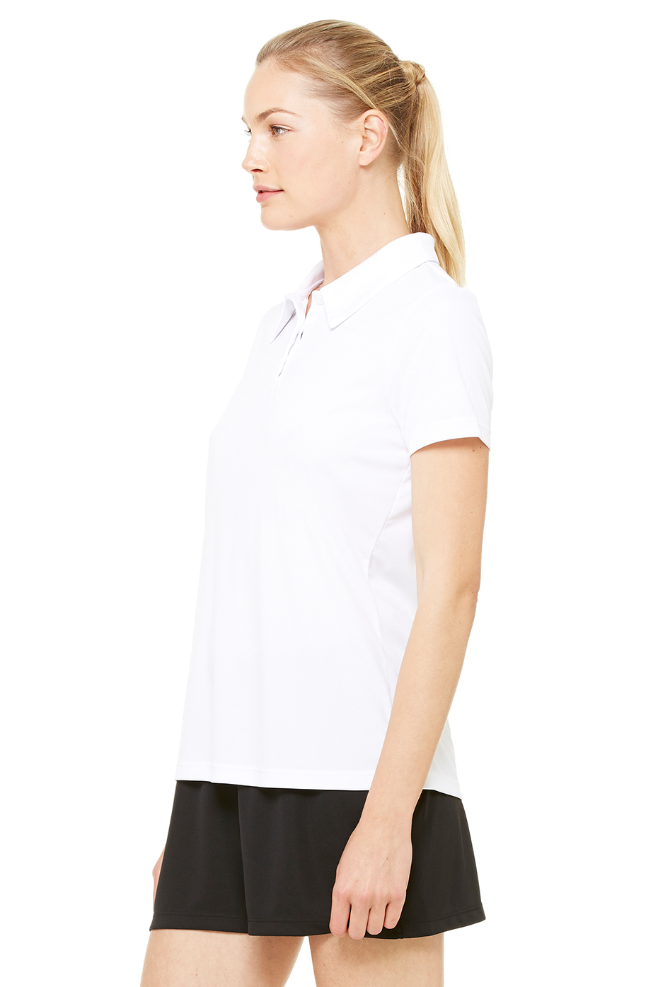 Workwear World WW Aircool Mens /& Ladies Unisex Active Fitness Gym /& Sports Breathable Fabric Performance Polo Shirt