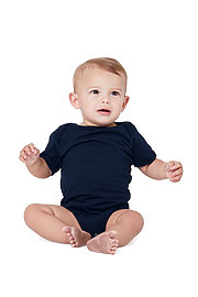 Baby Jersey Short Sleeve One Piece