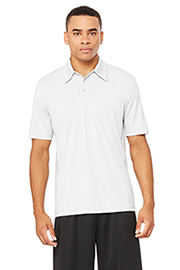 All Sport Unisex Performance 3-Button Polo