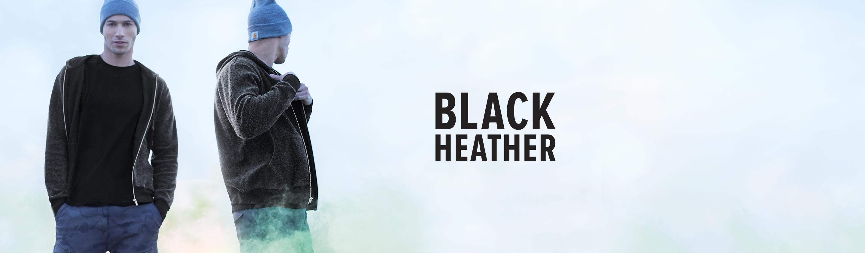 Black Heather Collection