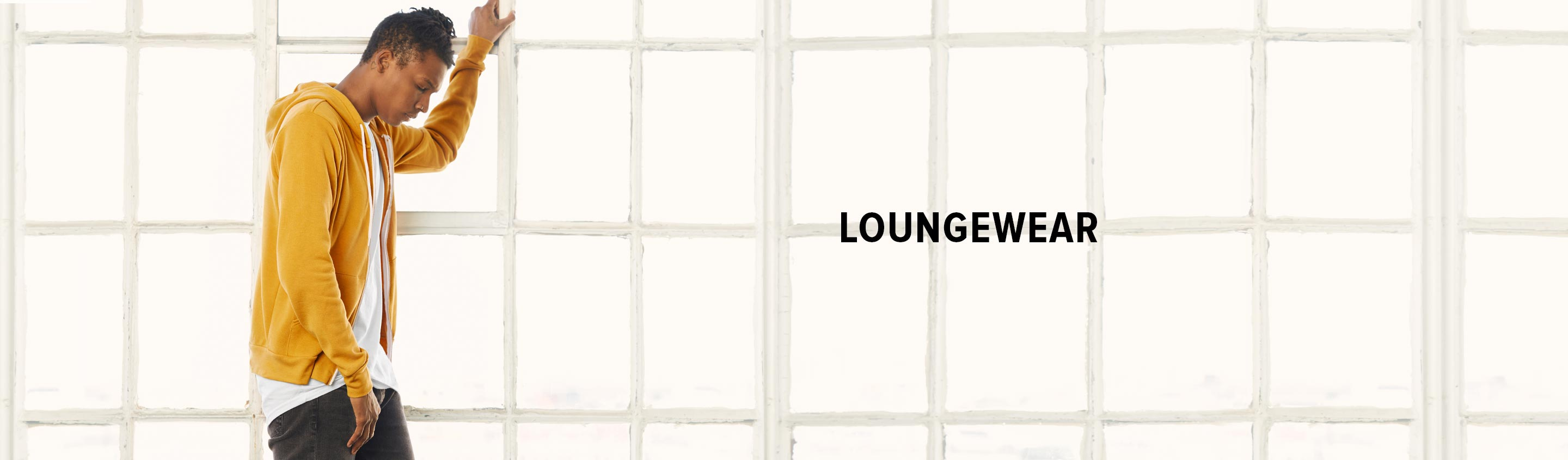 Mens Loungewear Collection